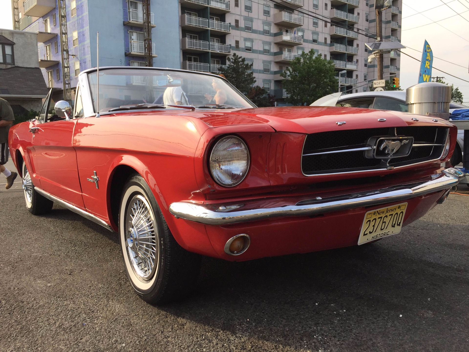 1965 ford mustang stock 1965mustang for sale near new. Black Bedroom Furniture Sets. Home Design Ideas