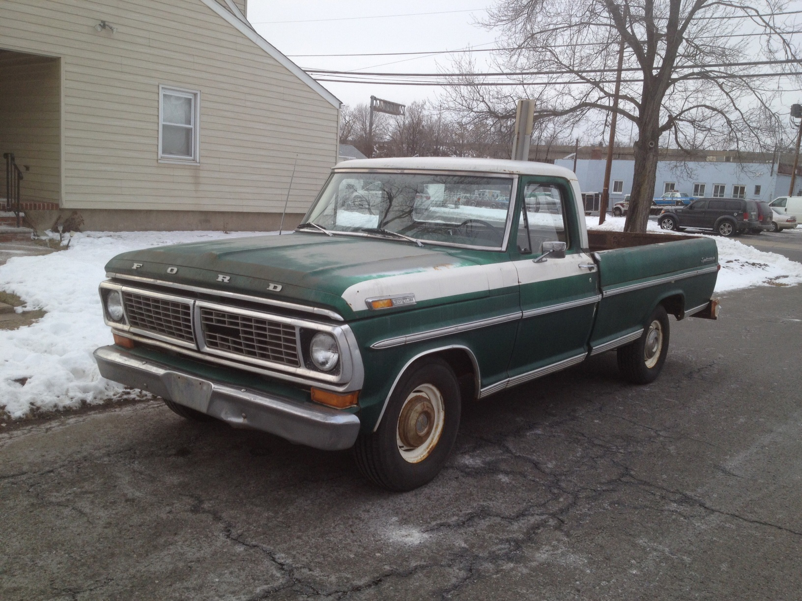 Used 1970 ford f100