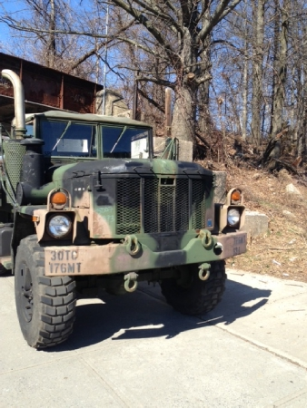Used-1994-AM-General-Military-Truck