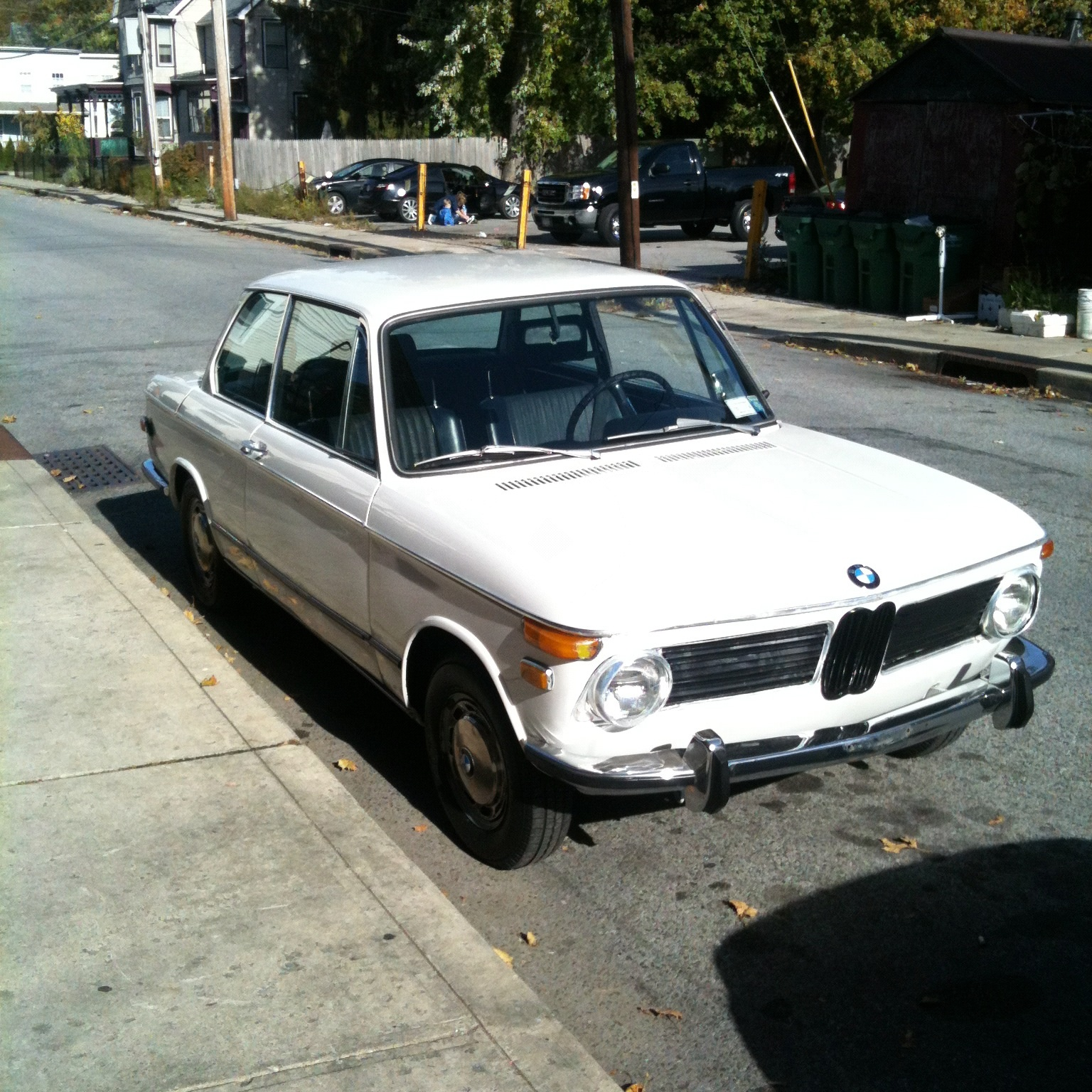 1971 Bmw 2002 Stock Bmw200211 For Sale Near New York Ny