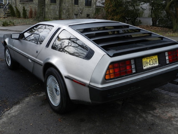 Used-1981-Delorean-DMC-12