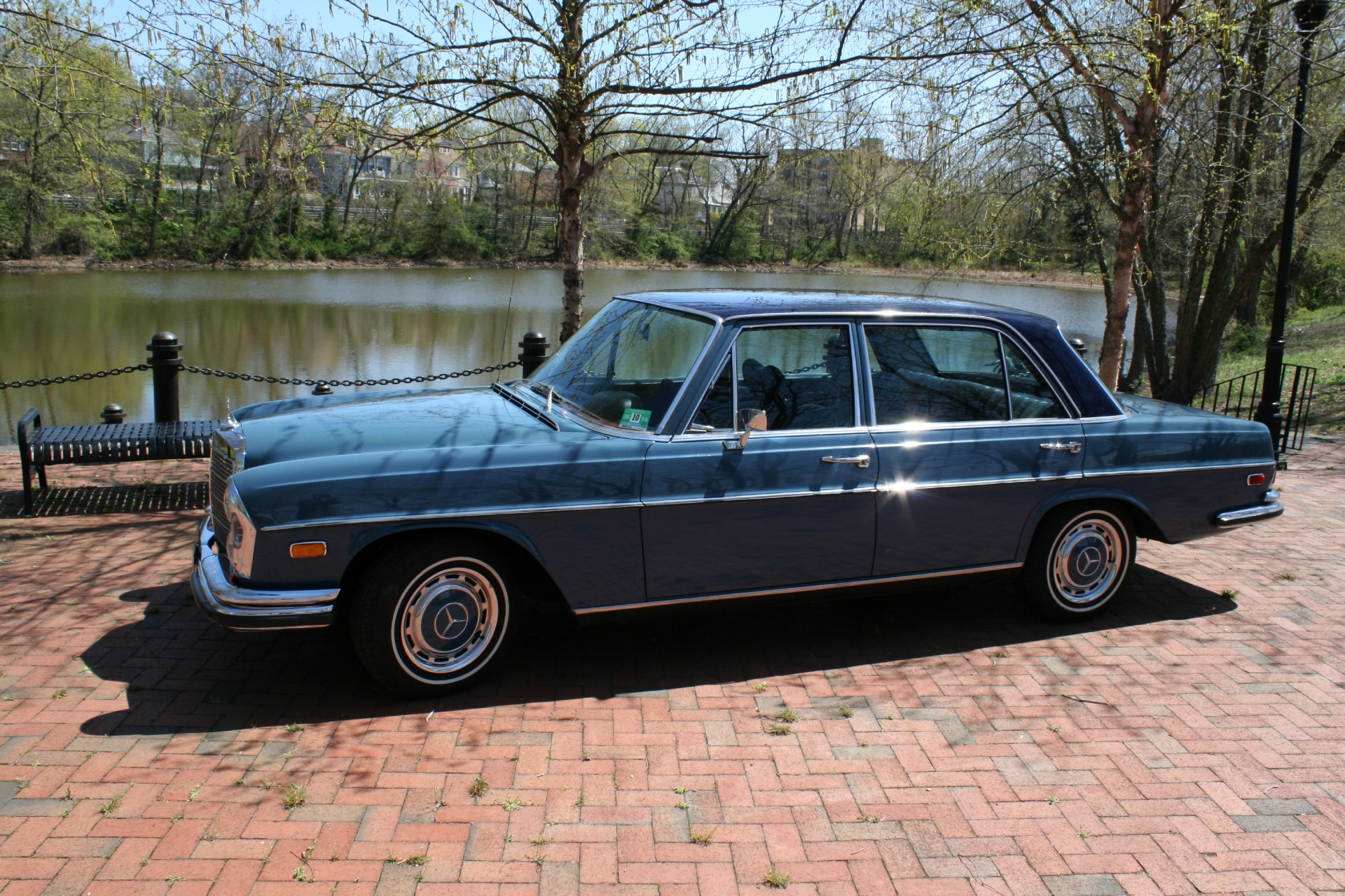 1969 mercedes benz 280sel stock 111969mercedes1 for sale for Mercedes benz in nyc