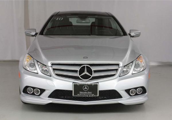 Used-2010-Mercedes-Benz-E550