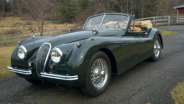 Used-1954-Jaguar-XK120