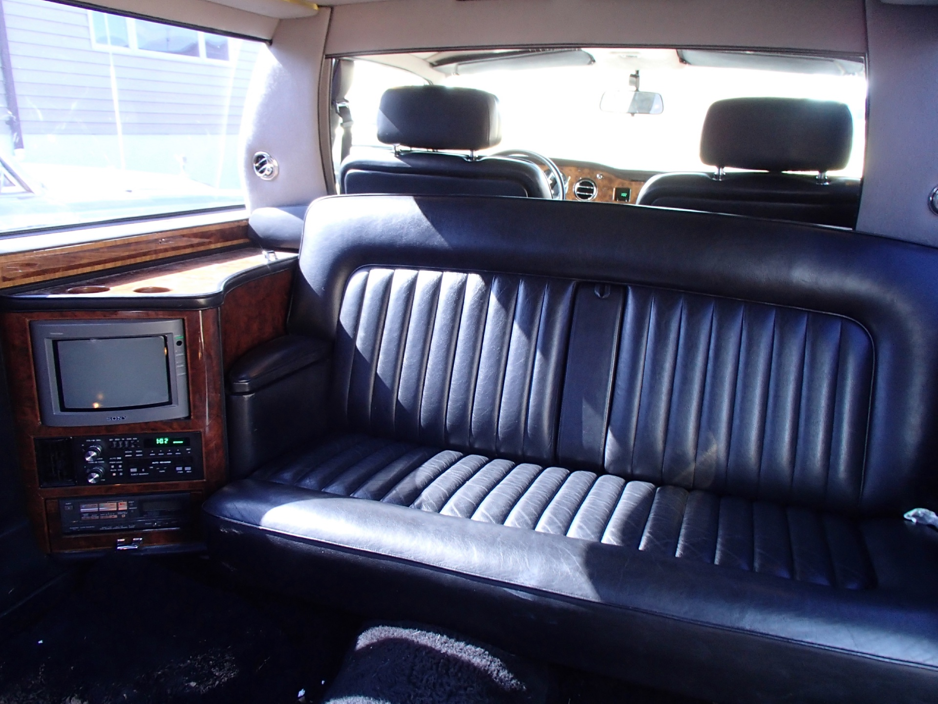 1986 Rolls Royce Jankel Limo Stock Jankellimo1 For Sale