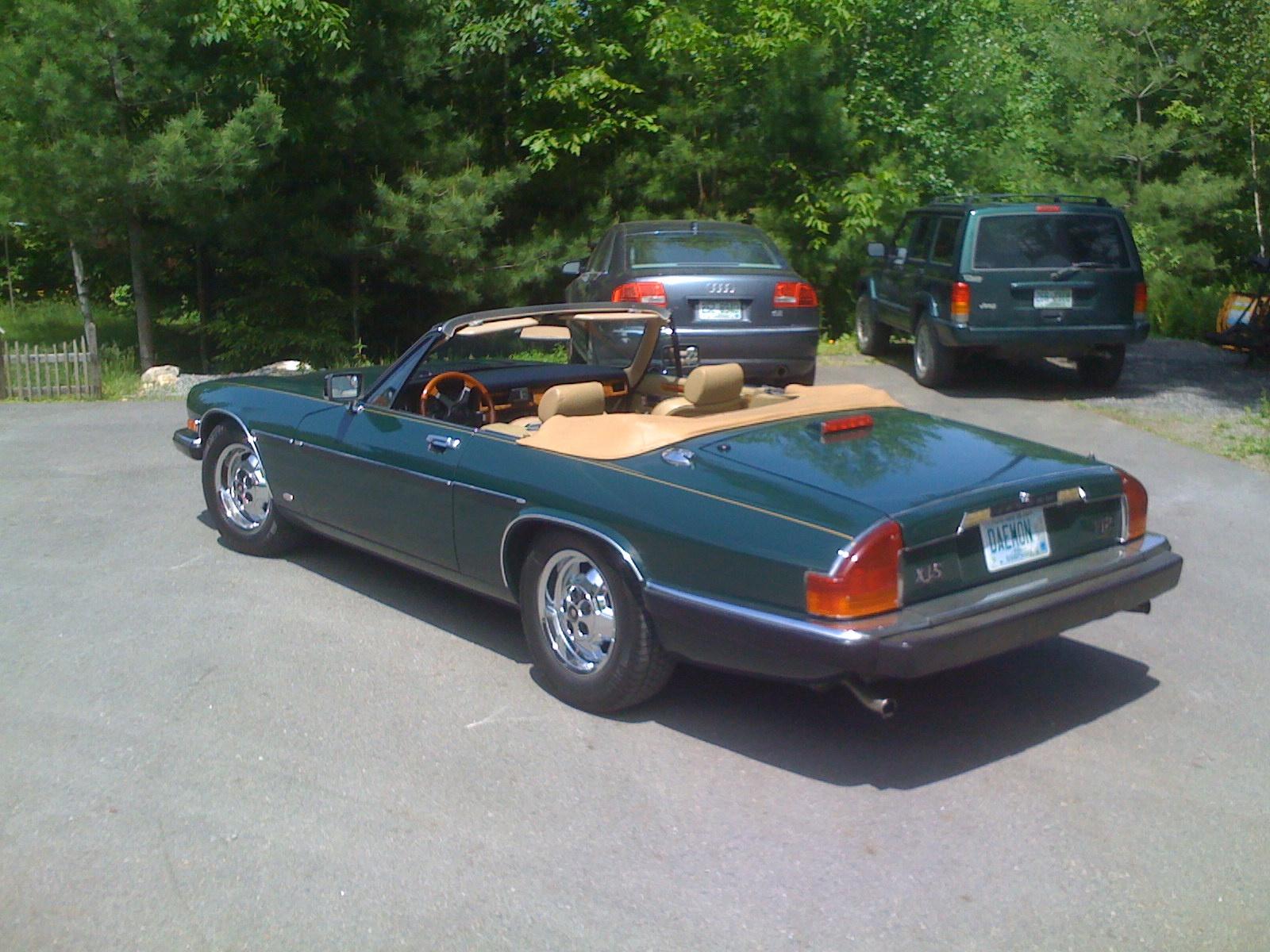 1988 Jaguar XJS Stock # 1988XJS for sale near New York, NY ...