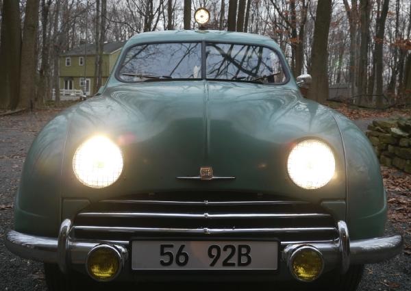 Used-1956-Saab-92B