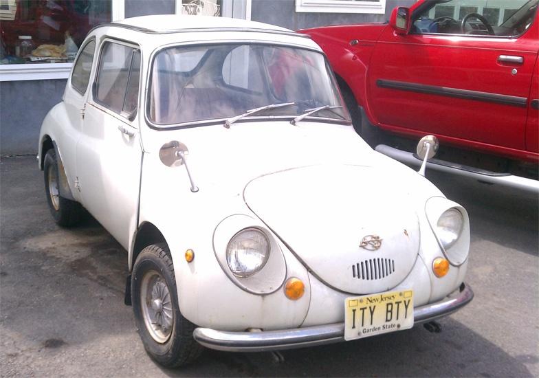 1960 subaru 360