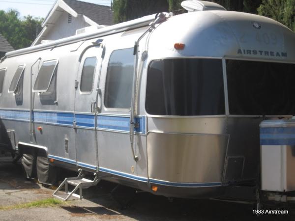 Used-1983-Airstream-Excella-31'