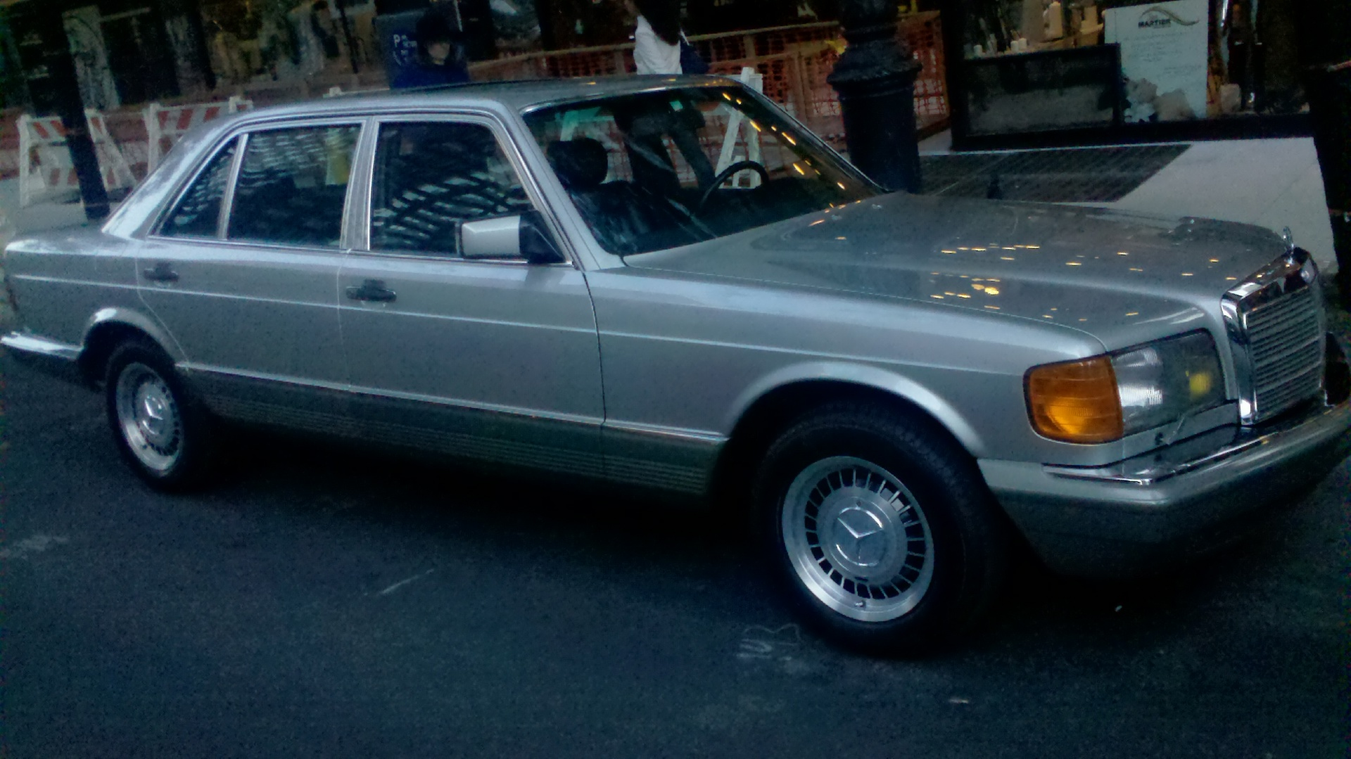1986 mercedes benz 560sel stock mb560sel for sale near for Mercedes benz in nyc