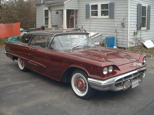 Used-1960-Ford-Thunderbird