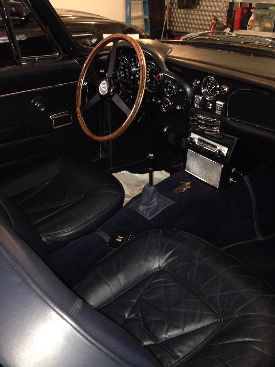 Aston martin rental new york