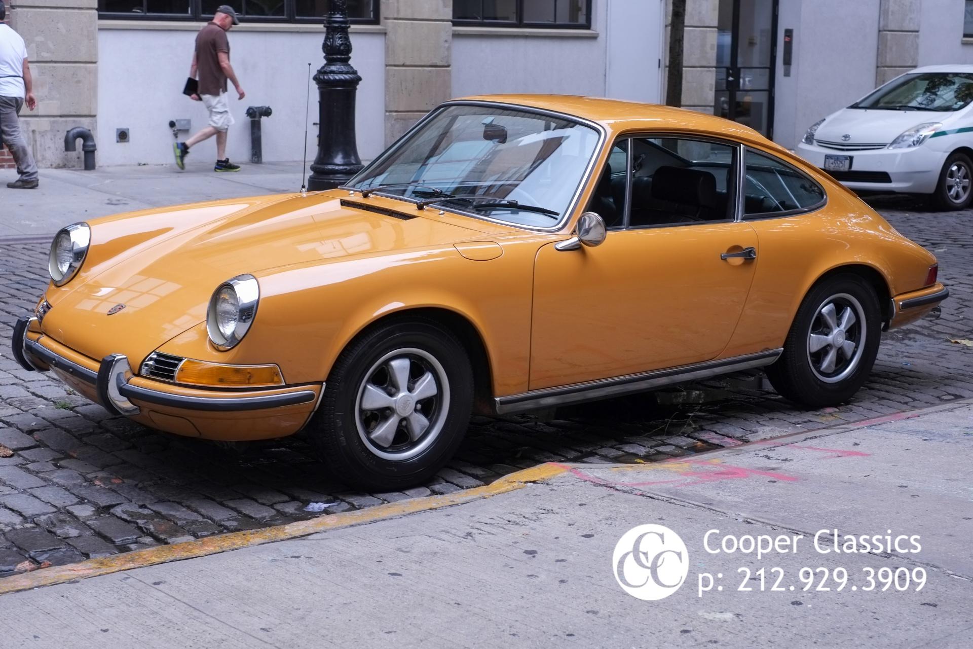 1969 Porsche 911e Stock 119 For Sale Near New York Ny Ny Porsche Dealer