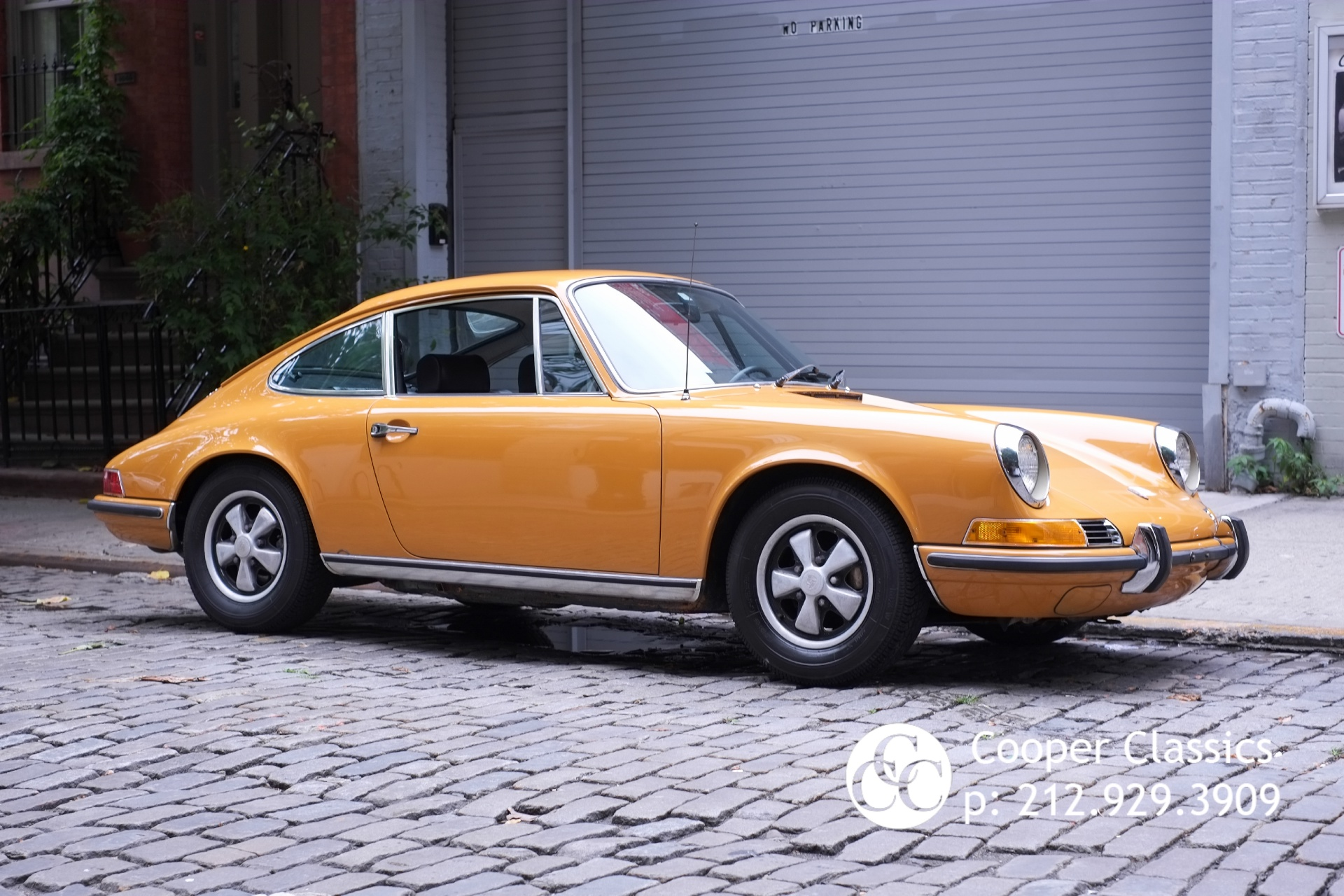 1969 Porsche 911e Stock 119 For Sale Near New York Ny