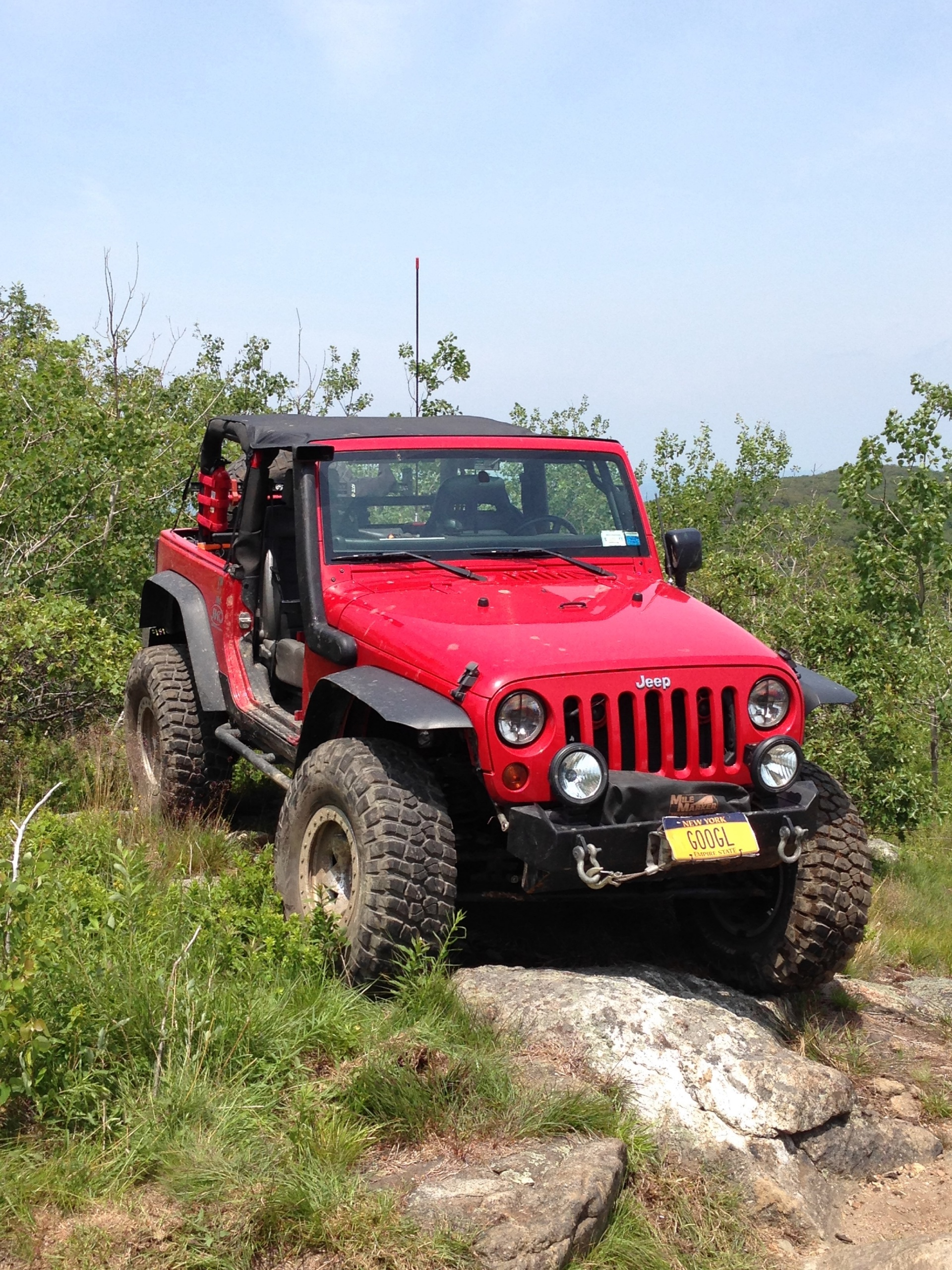 2008 Jeep Wrangler Stock   Jeepwranglerred For Sale Near