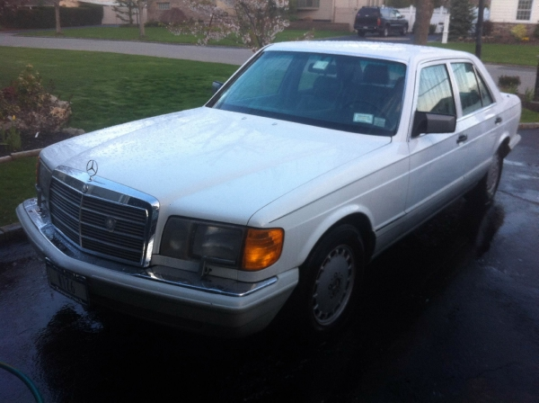 Used-1989-Mercedes-Benz-300SE