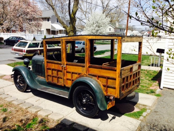 Used-1929-FORD-WOODIE