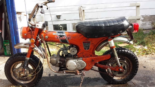 Used-1970-Honda-Trail-70