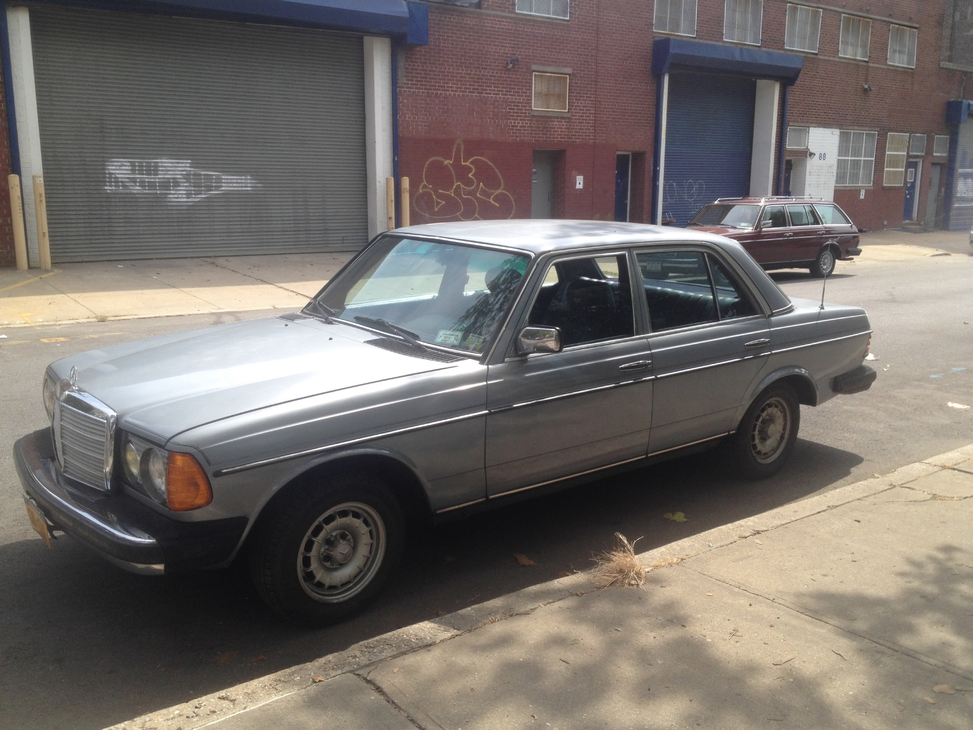 1983 mercedes benz 300d stock 11mercedes300d1 for sale for Mercedes benz nyc