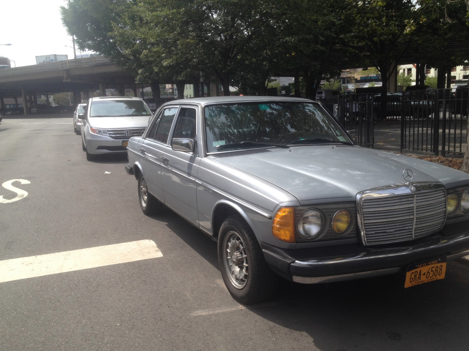 1983 mercedes benz 300d stock 11mercedes300d1 for sale for Mercedes benz new york ny