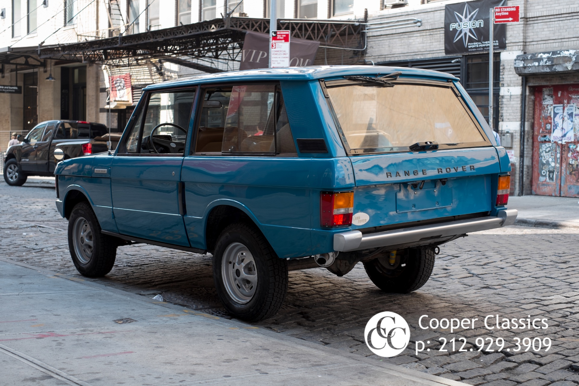 1973 Land Rover Range Rover Stock # 74 for sale near New ...