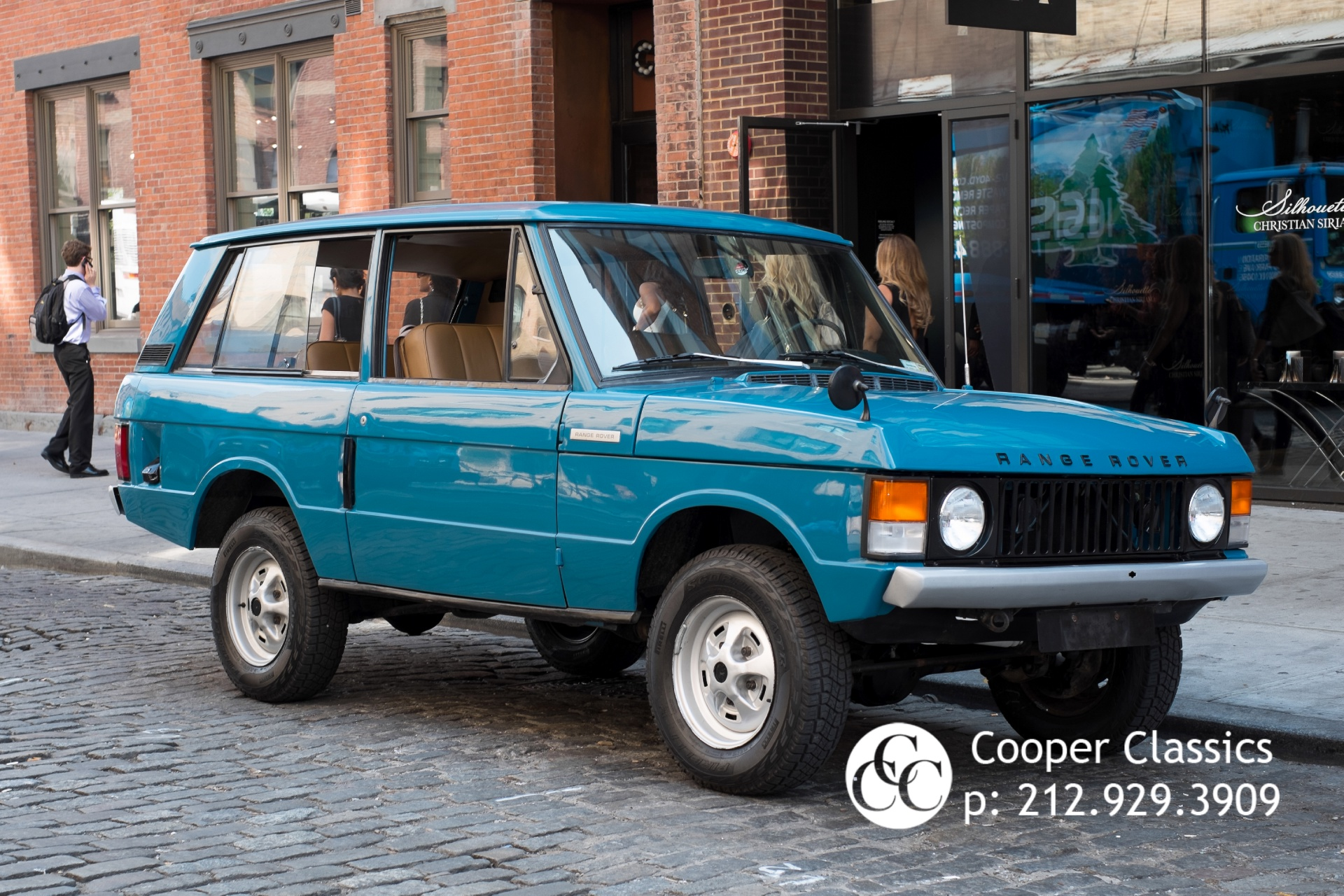 1973 Land Rover Range Rover Stock 74 For Sale Near New