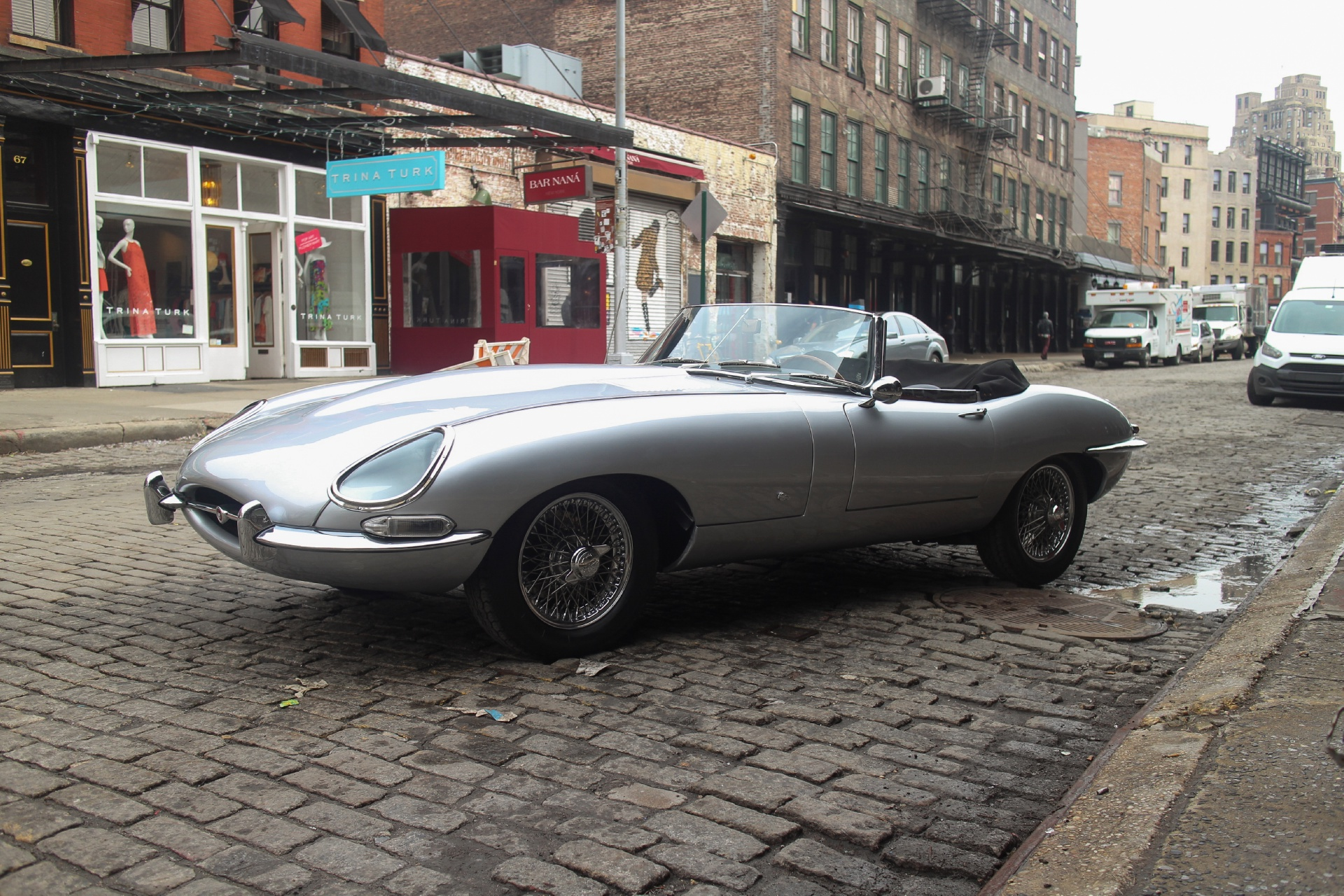 Used Cars For Sale In Jersey City Nj Auto Com >> 1961 Jaguar E-Type Stock # 691 for sale near New York, NY ...