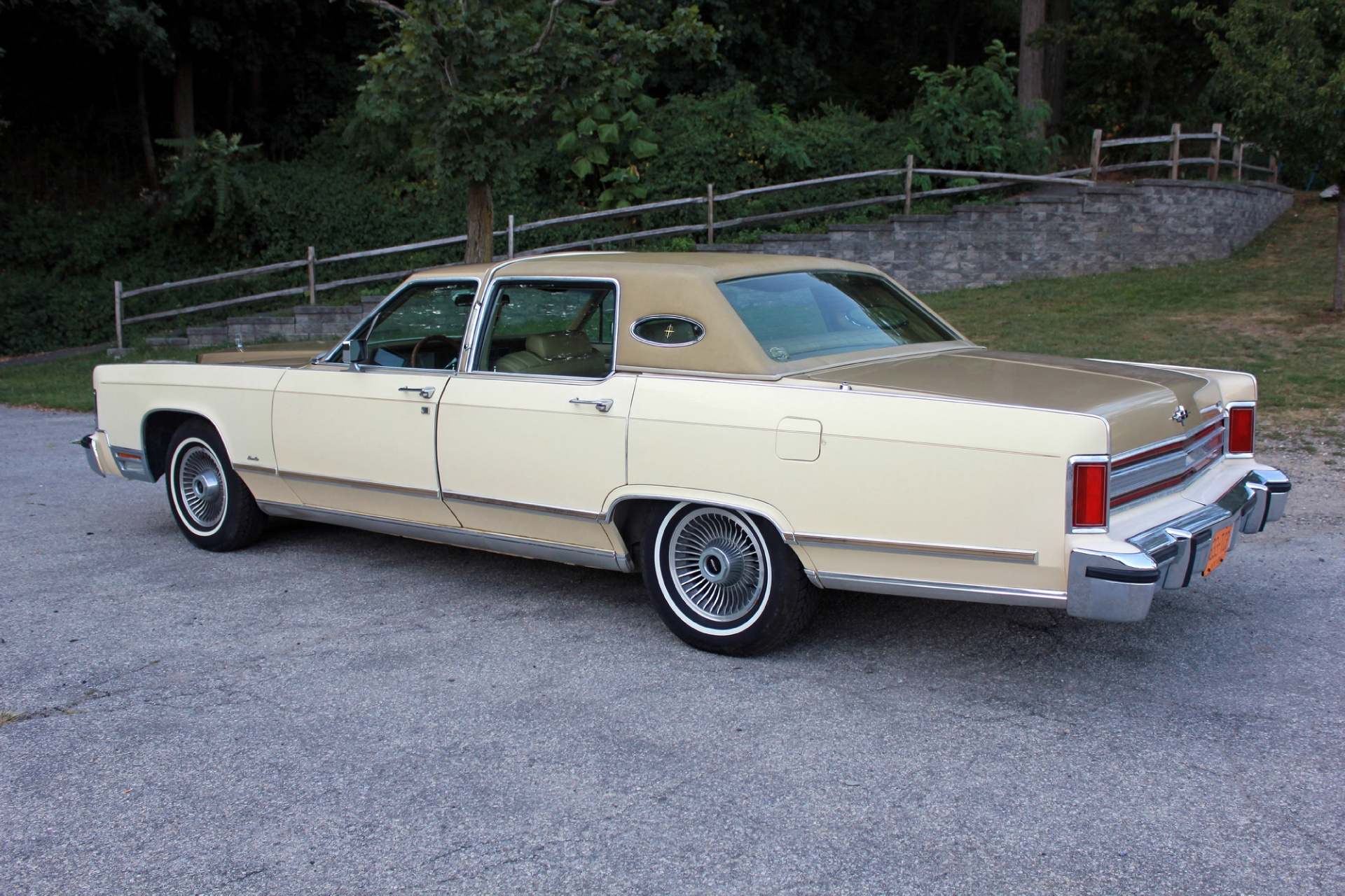 1979 Lincoln Continental Stock # 1979LINCOLNCONT for sale