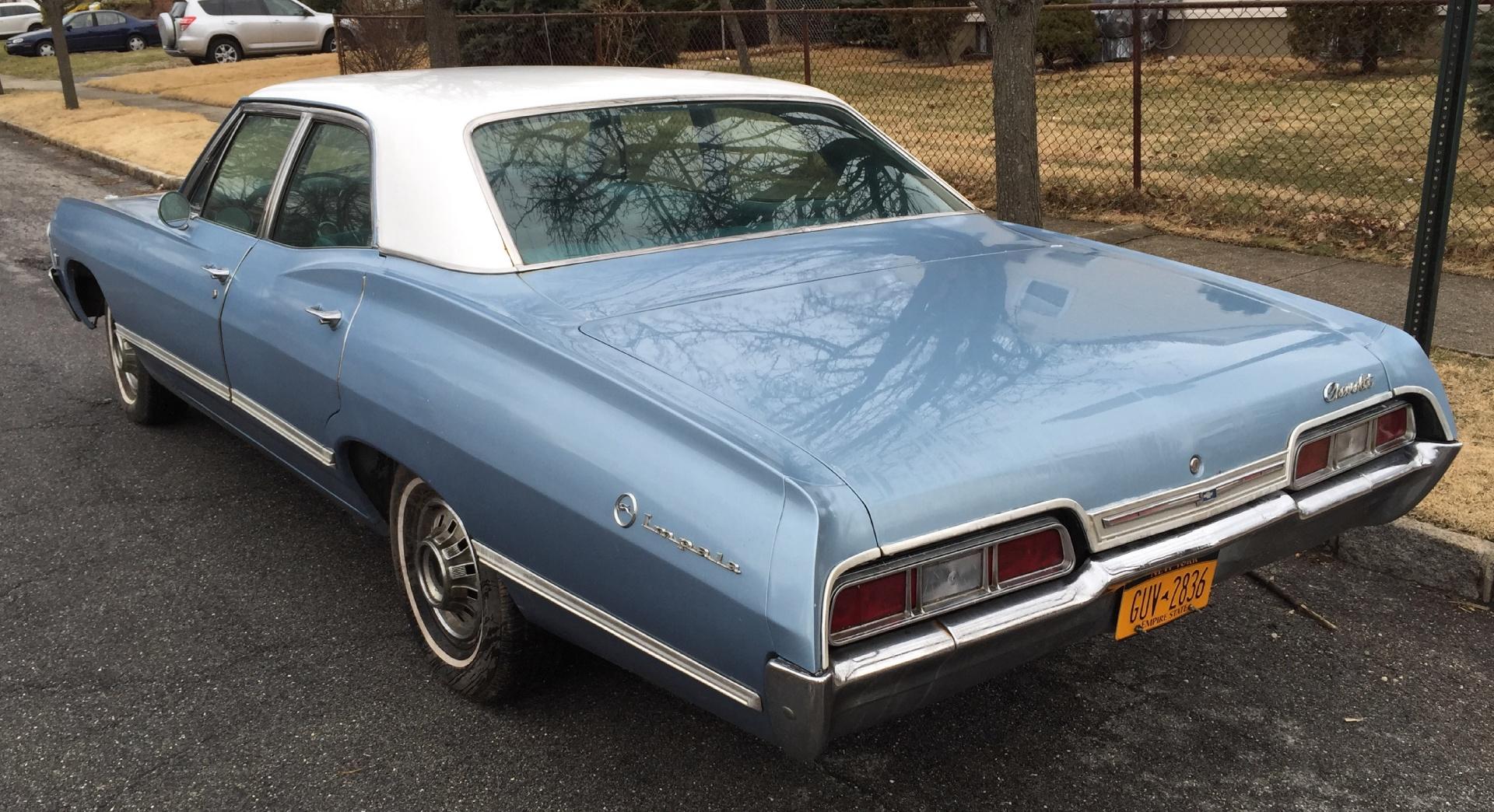 1967 Chevrolet Impala Stock # 67CHEVYIMPALA for sale near New York