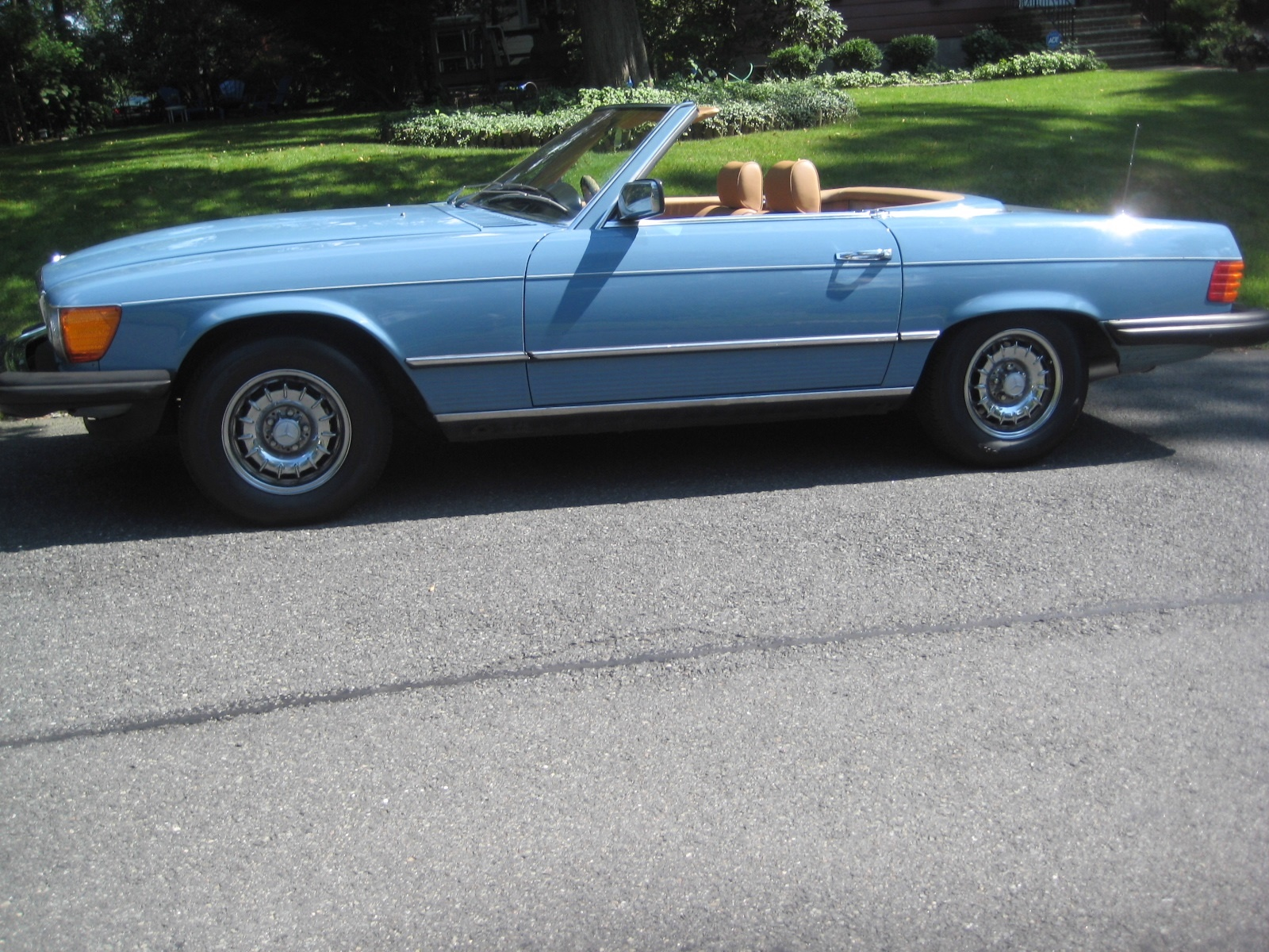 1980 mercedes benz 450sl stock lblue450sl for sale near for Used 450sl mercedes benz sale