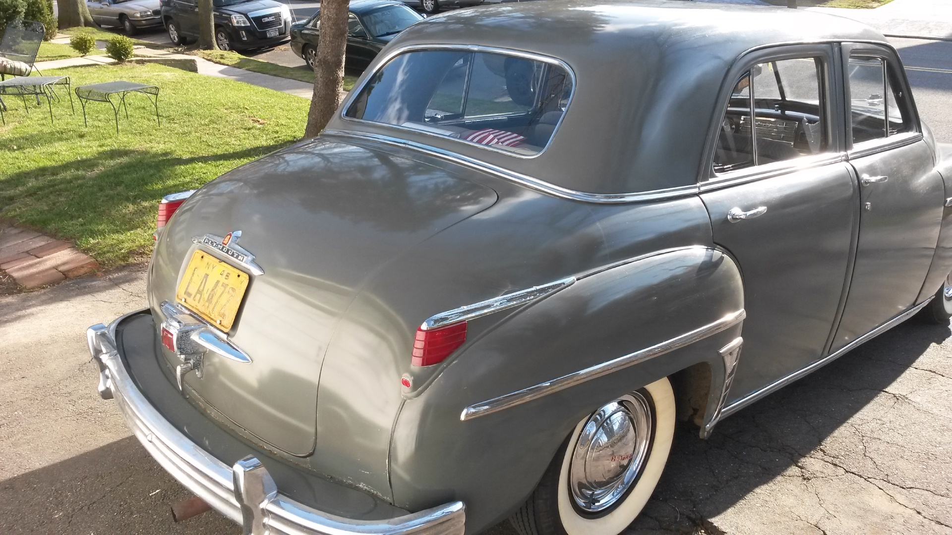 1949 Plymouth Special Deluxe Stock Plymthdlxcpe For Sale