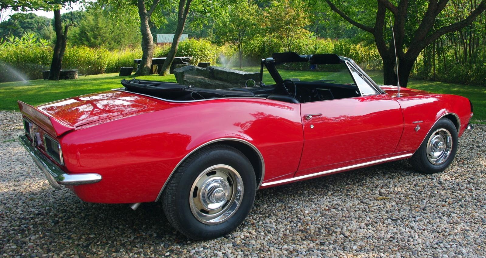 1967 Chevrolet Camaro Stock 67chvycamaro For Sale Near