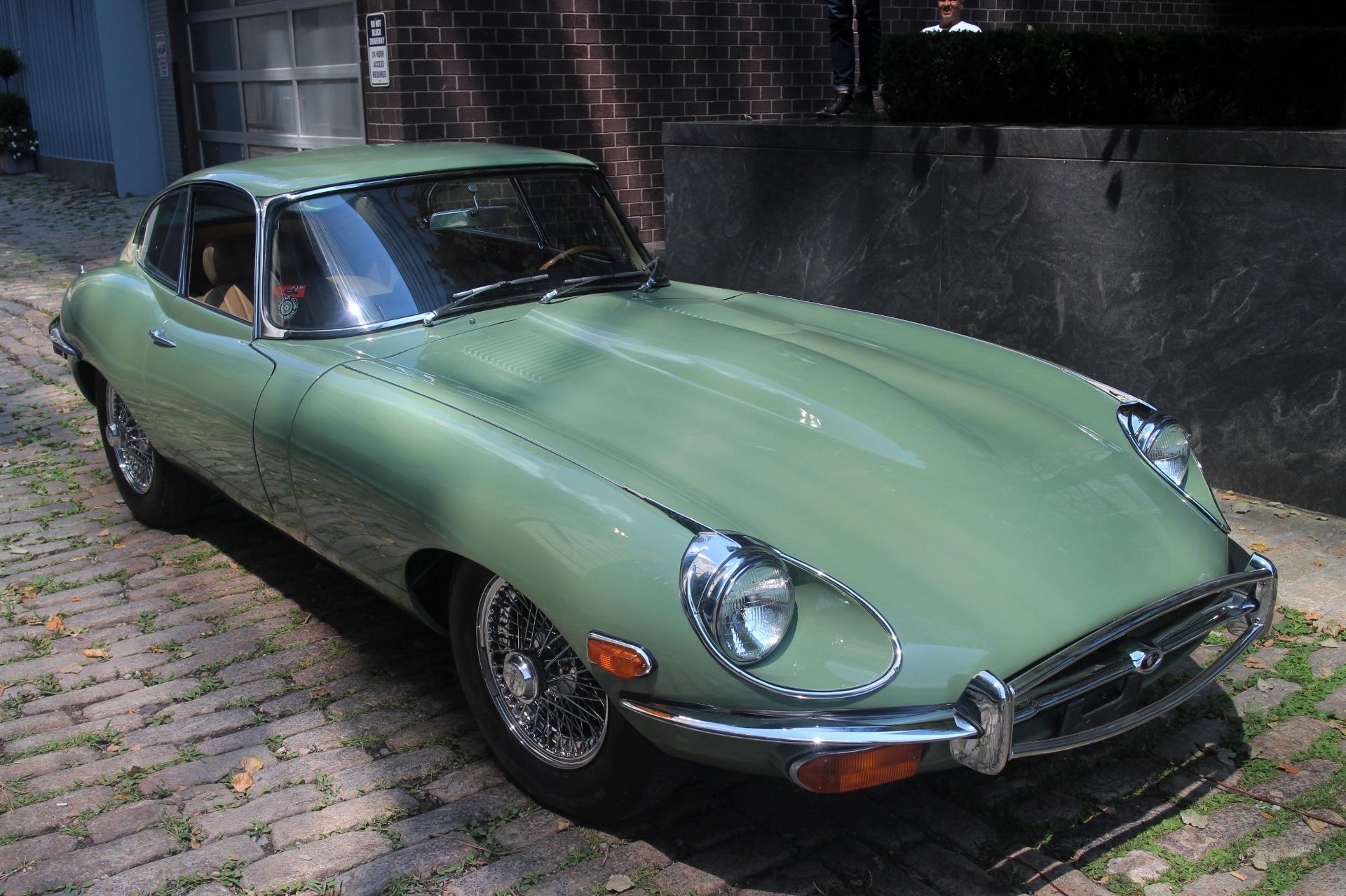 Used 1970 Jaguar XKE