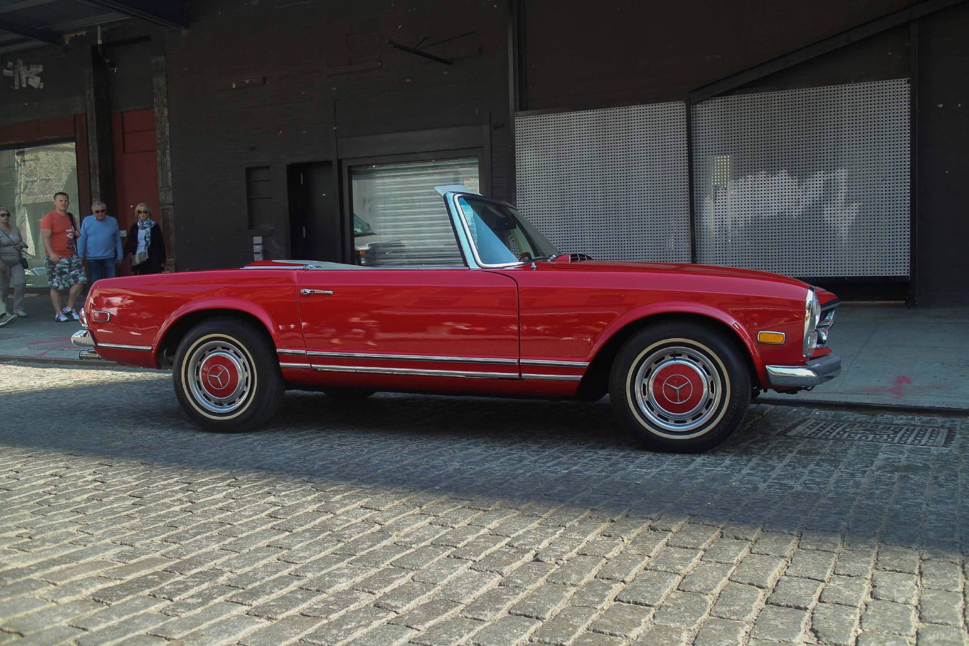 1969 mercedes benz 280sl stock 110 for sale near new for Mercedes benz for sale ny
