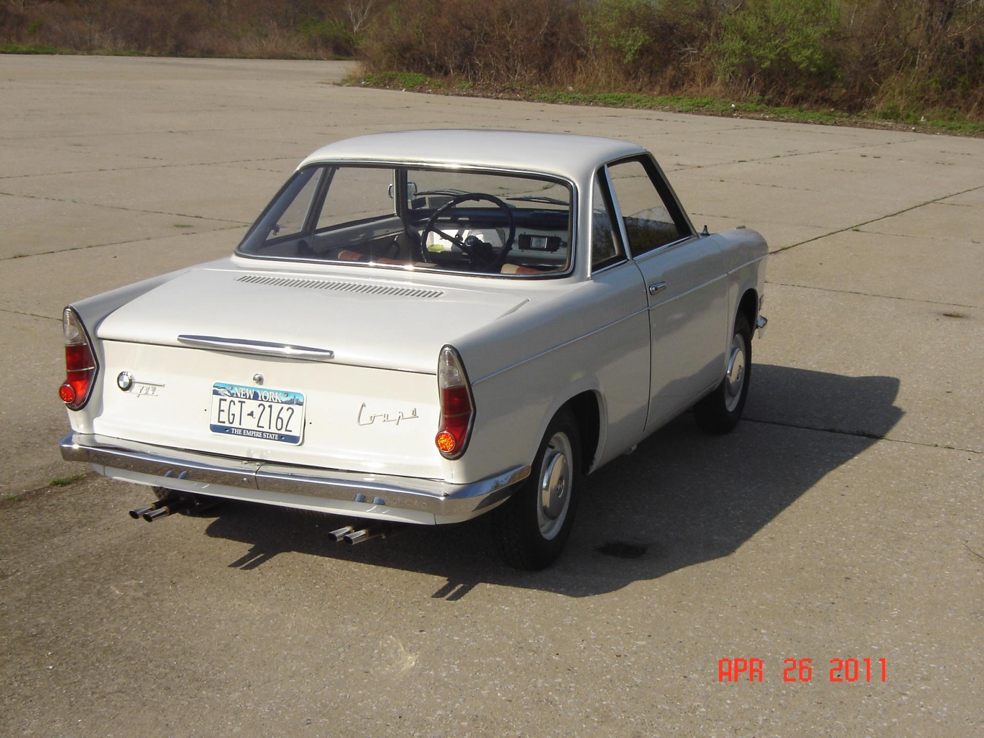 1960 Bmw 700 Stock Bmw700 For Sale Near New York Ny