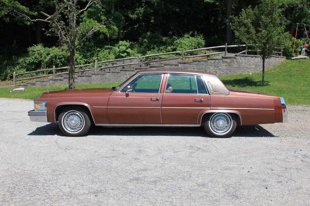 1978 Cadillac Sedan Deville Stock # CADIDEVILLE for sale ...
