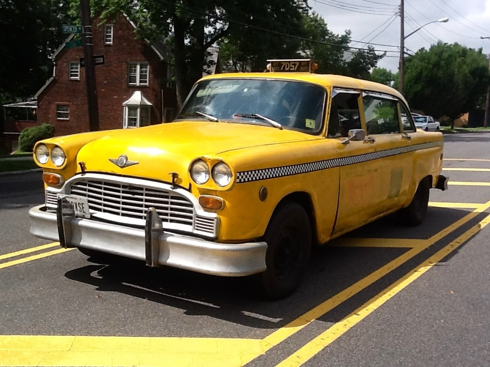 1970 checker cab stock 1970checkercab for sale near new. Black Bedroom Furniture Sets. Home Design Ideas