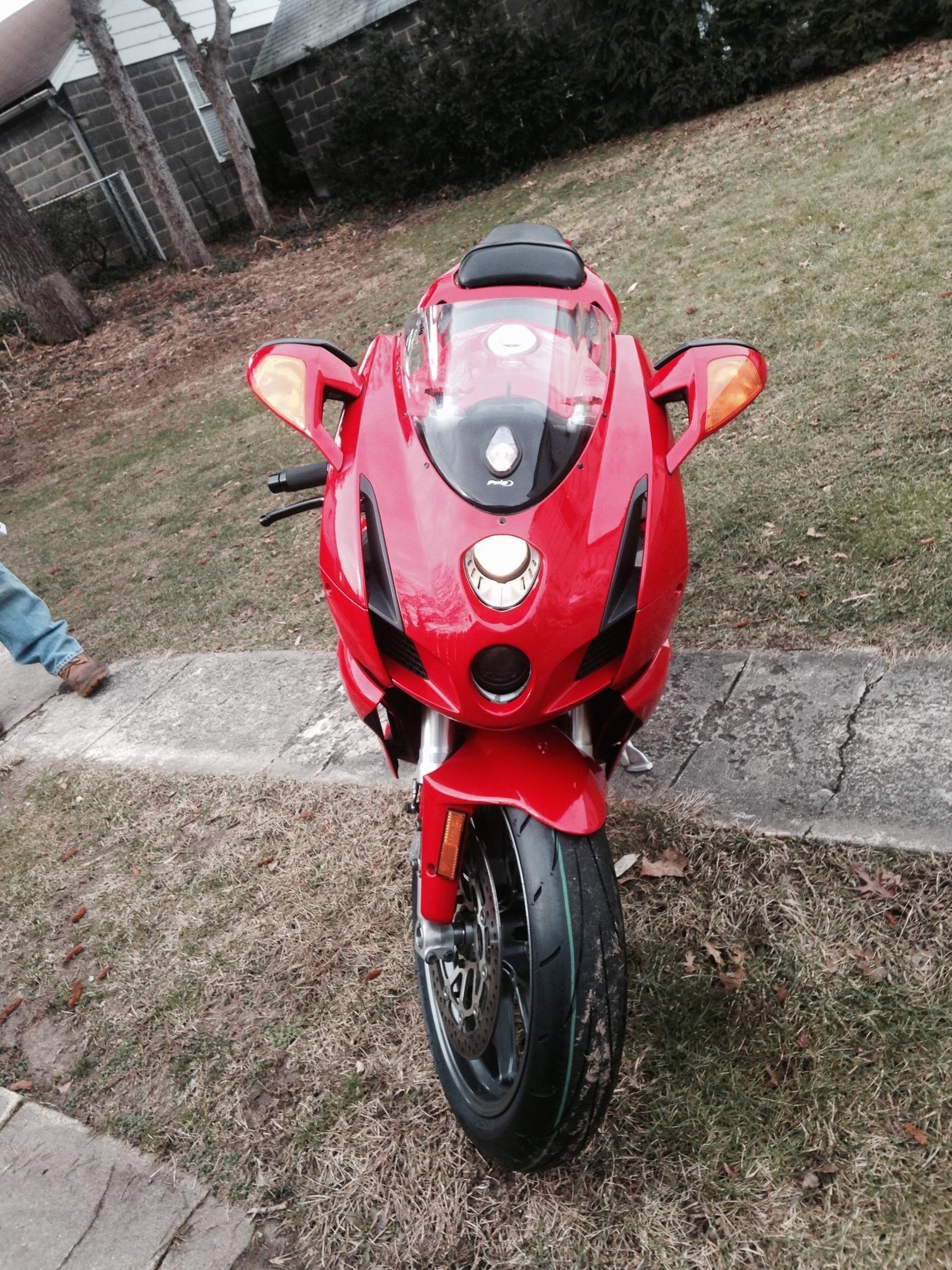 Motorcycle Rental Nyc Ducati