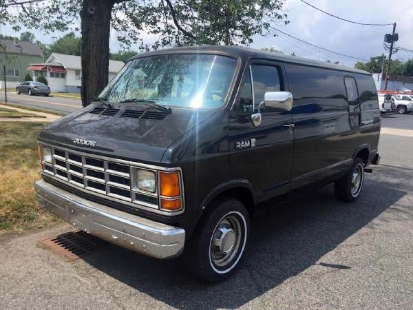 Used-1989-Dodge-Van