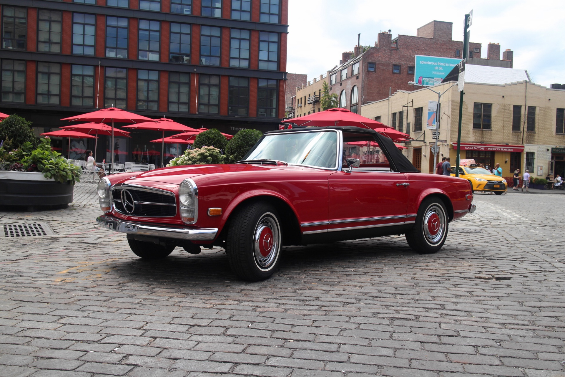 1968 Mercedes-Benz 280SL Stock # 125 for sale near New ...