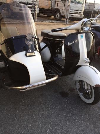 Used-1963-Vespa-150