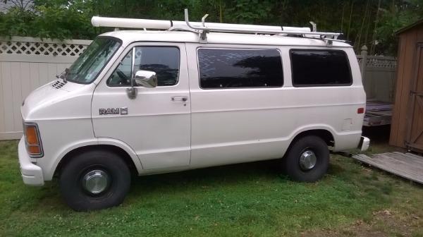 Used-1985-Dodge-Van