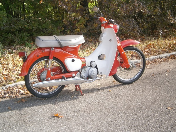 Used-1965-HONDA-SCOOTER