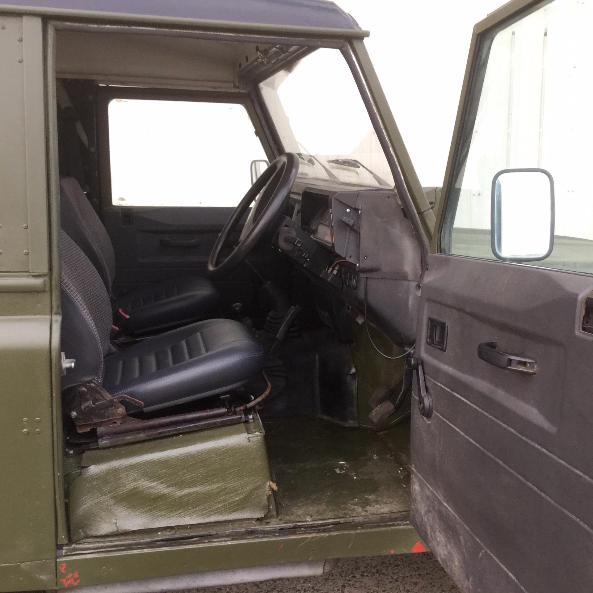 1985 Land Rover Defender 90 Stock # GRNDFNDR900 For Sale