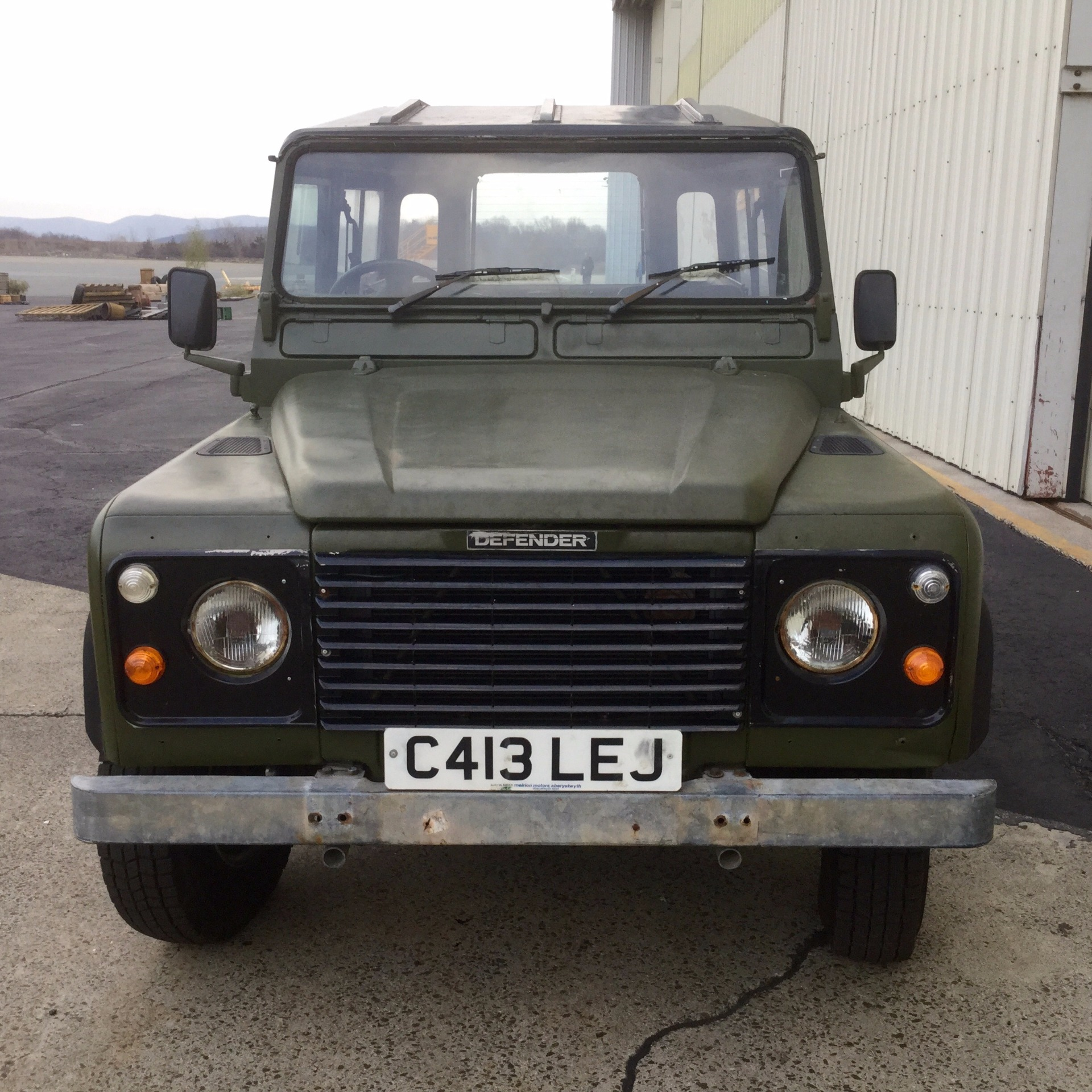 1985 Land Rover Defender 90 Stock # GRNDFNDR900 For Sale