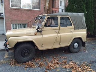 Used-1971-UAZ-469