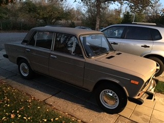 Used-1983-Lada-2106