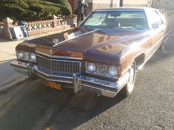 1973 Cadillac Coupe DeVille Stock # 1973CPEDVLLE for sale ...