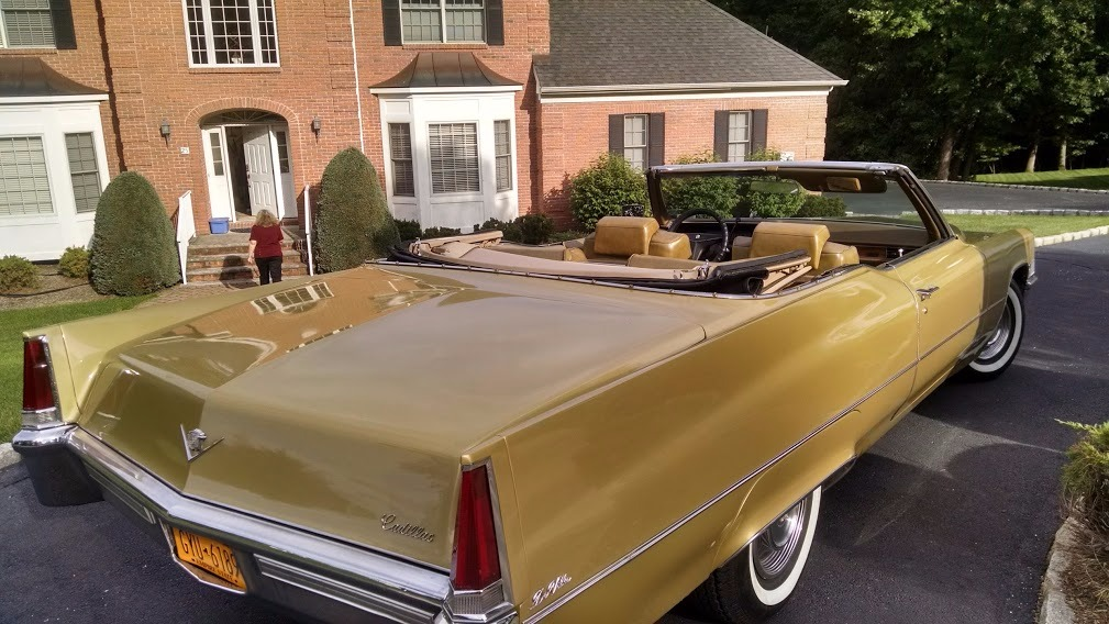 1969 Cadillac Coupe De Ville Stock # 69CAD2DOOR for sale ...