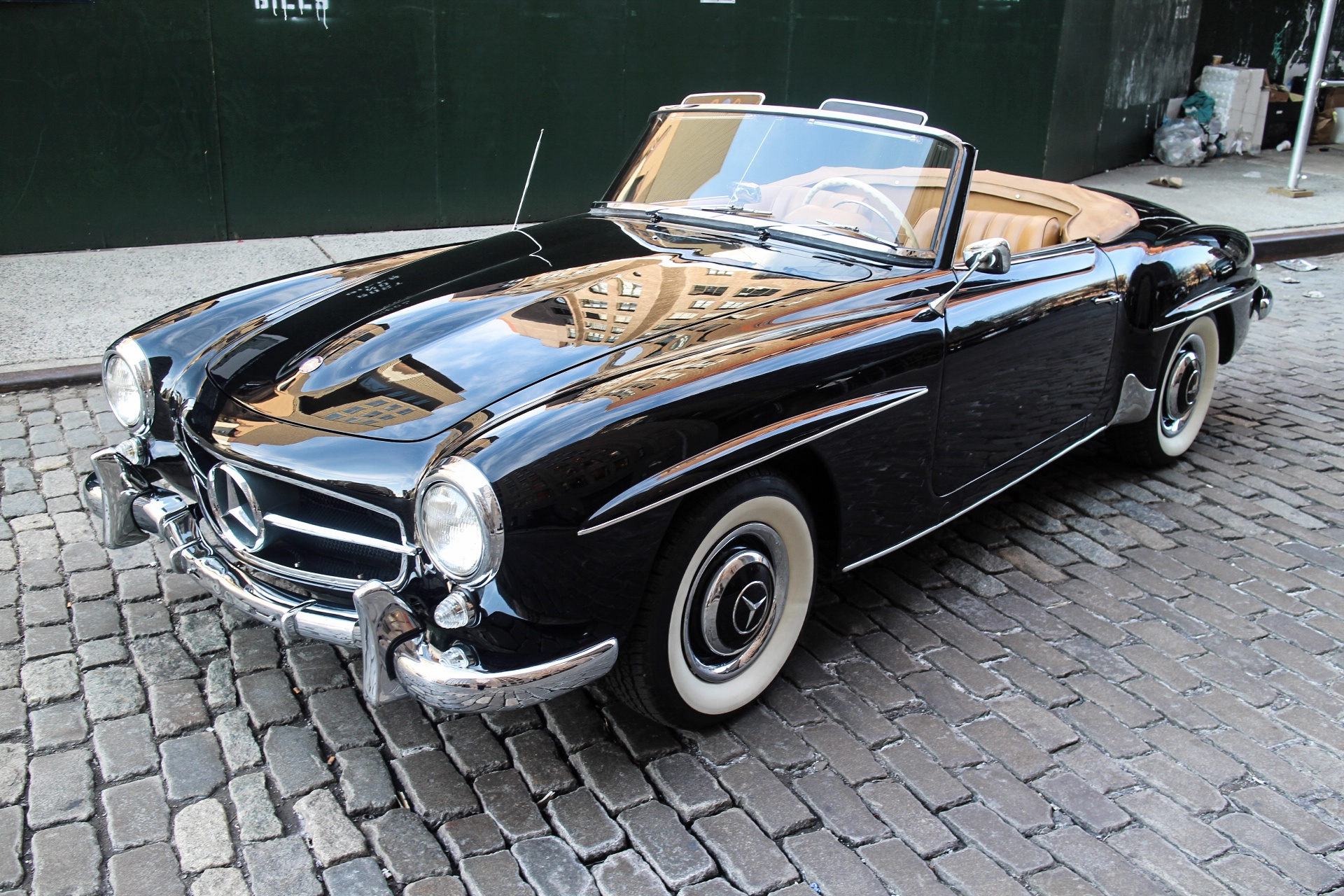 1957 Mercedes-Benz 190SL Stock # 743 for sale near New ...